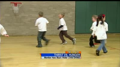 Expert talks about ways to differentiate between children being hungry, thirsty