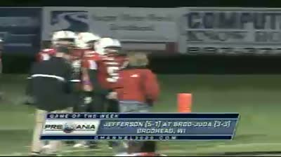 Watch the Game Of The Week - Jefferson at Brodhead