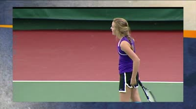 WIAA state girls tennis tournament highlights