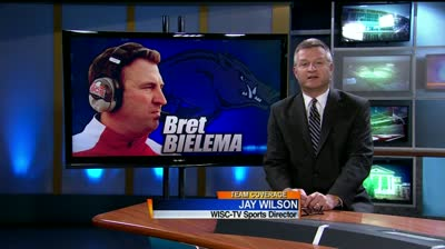 Bret Bielema leaves Wisconsin for Arkansas