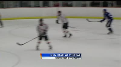 Boys' hockey: Notre Dame at Verona
