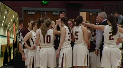 Edgewood Girls hand MG girls first loss in high school basketball