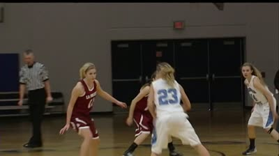 La Follette v. Monona Grove girls basketball