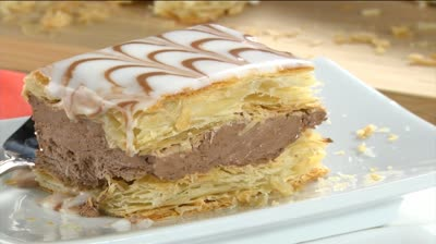 Mr. Food: Chocolate Napoleons