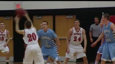 Boys' basketball: Monona Grove at Monroe