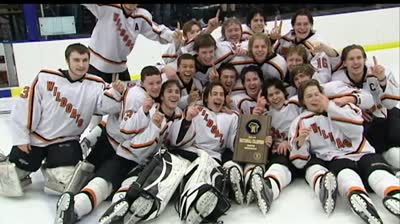 Verona hockey team beats Edgewood to go to state