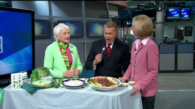 Donna shares recipes for St. Patrick's Day