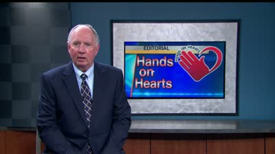 Participate in Hands on Hearts