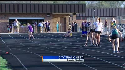 LaFollette wins City Track Meet