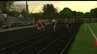 Big 8 Conference Track Meet comes to Lafollette