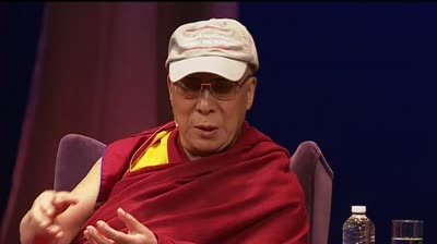 Dalai Lama in Madison