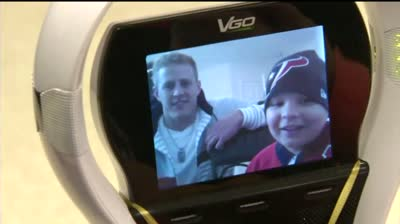 Former Badger JJ Watt surprises fan