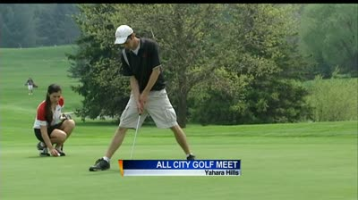 Memorial wins All City Golf Meet at Yahara Hills
