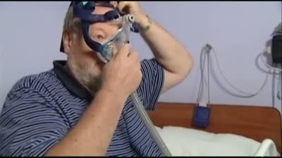 Healthwatch: Mask can help pre-diabetic people with sleep apnea