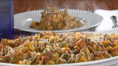 Mr. Food: American Goulash
