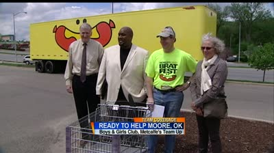 Local partnership plans Oklahoma relief effort