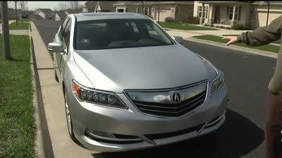 Motoring with Matt: 2014 Acura RLX-P AWS