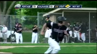 Waunakee Baseball wins conference title Tuesday
