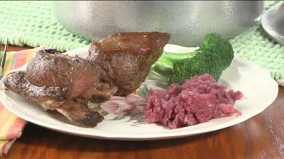 Mr. Food: Dutch Red Cabbage