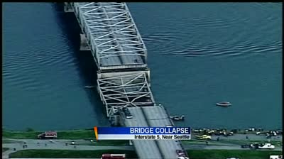 Headlines: Bridge collapse