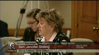 Proposal would collect DNA in misdemeanor cases
