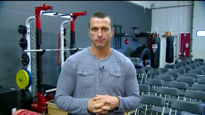 Chris Herren talks about being sober since August 1, 2008