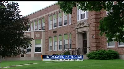 Report: Janesville teacher drunk on field trip