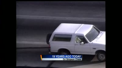 How  would the 1994 Ford Bronco chase be different in 2013?