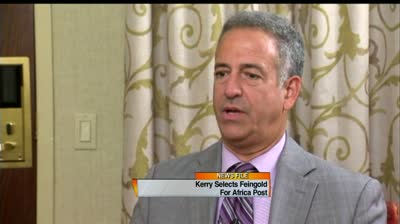 Headlines: Russ Feingold to lead special envoy in Africa