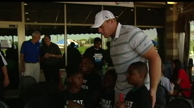 Watt returns to Madison for charity event